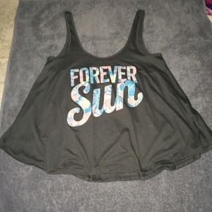 Oversized Tanktop (Small)
